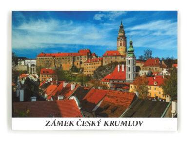 Leporelo Český Krumlov zámek(8595115200503)