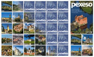 Pexeso Jižní Čechy(8595115201050)