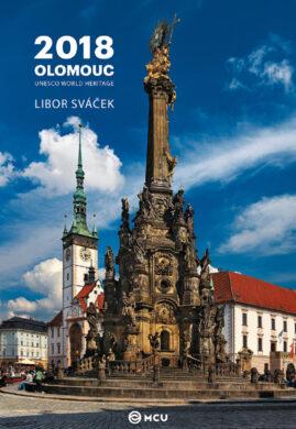 Kalendář Olomouc nástěnný 2018 - střední formát     MCU(8595115203436)