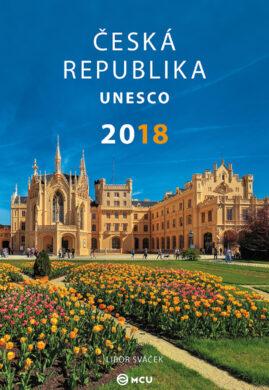 Kalendář ČR UNESCO nástěnný 2018 - střední formát     MCU(8595115203443)