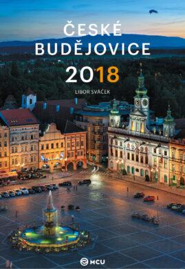 Kalendář České Budějovice nástěnný 2018 - střední formát     MCU(8595115203474)