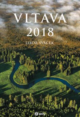 Kalendář Vltava nástěnný 2018 - střední formát     MCU(8595115203511)