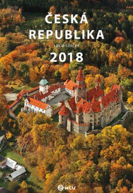 Kalendář ČR nástěnný 2018 - střední formát     MCU(8595115203559)