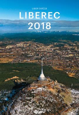 Kalendář Liberec nástěnný 2018 - střední formát     MCU(8595115203566)