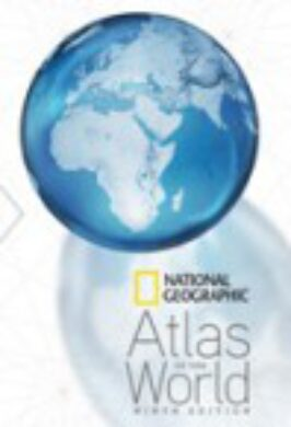 Atlas of the World 9th Edition(9781426206344)