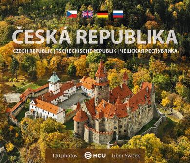 Česká republika / kniha L.Sváček - malý  formát(9788073390044)