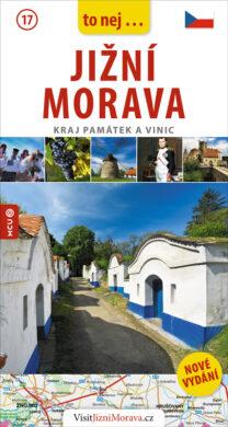 Jižní Morava / kapesní průvodce česky(9788073390068)