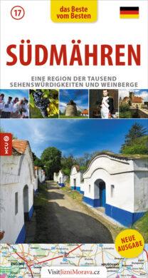 Jižní Morava / kapesní průvodce německy(9788073390075)