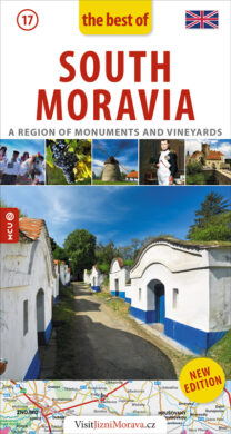 Jižní Morava / kapesní průvodce anglicky(9788073390082)