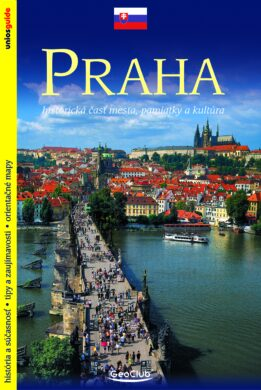 Praha / průvodce  slovensky(9788073390099)