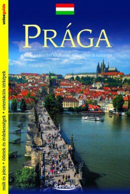 Praha / průvodce  maďarsky(9788073390112)