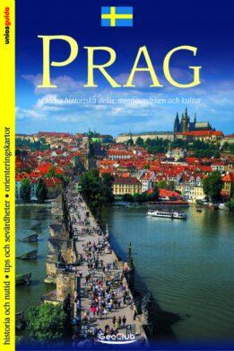 Praha / průvodce  švédsky(9788073390129)