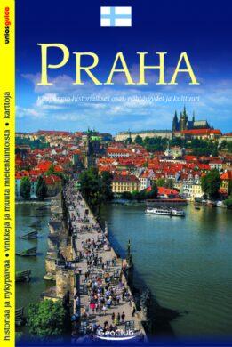 Praha / průvodce  finsky(9788073390136)