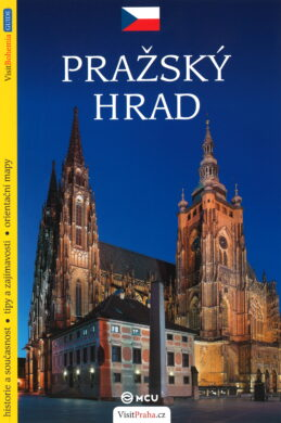 Pražský hrad / průvodce  česky(9788073390174)