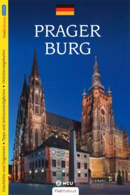 Pražský hrad / průvodce  německy(9788073390181)