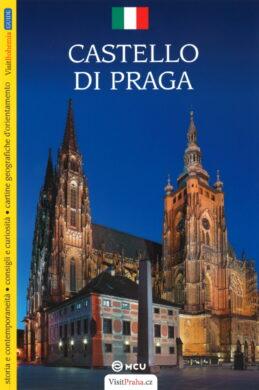 Pražský hrad / průvodce  italsky(9788073390204)
