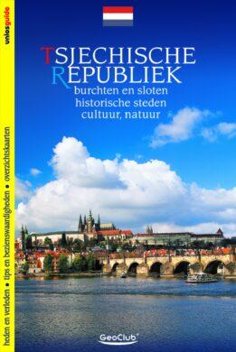 Česká republika / průvodce  holandsky(9788073390242)