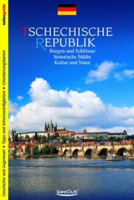 Česká republika / průvodce  německy(9788073390280)