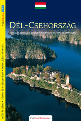 Jižní Čechy / průvodce  maďarsky(9788073390341)