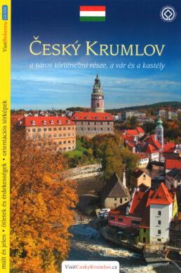 Český Krumlov / průvodce  maďarsky(9788073390440)