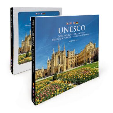Česká republika UNESCO / kniha L. Sváček(9788073390679)