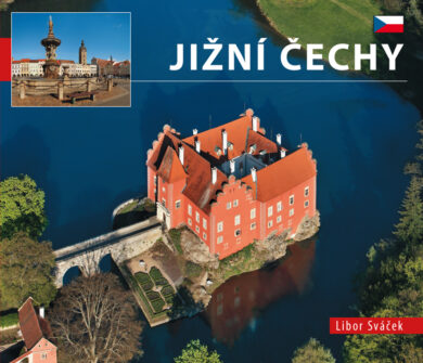 Jižní Čechy / kniha L.Sváček - malý  česky(9788073390921)