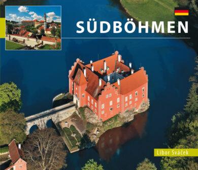Jižní Čechy / kniha L.Sváček - malý  německy(9788073390945)