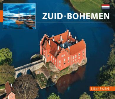 Jižní Čechy / kniha L.Sváček - malý  holandsky(9788073390990)