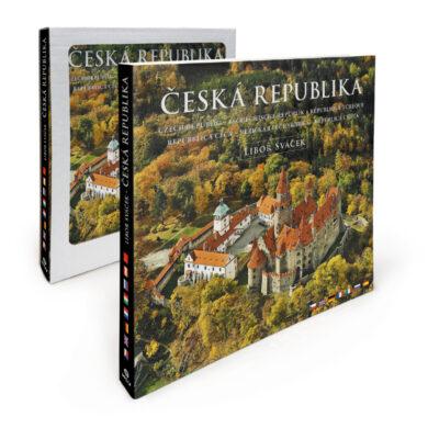 Česká republika / kniha L.Sváček(9788073391003)