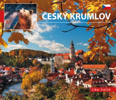 Český Krumlov / kniha L.Sváček - malý  česky(9788073391010)