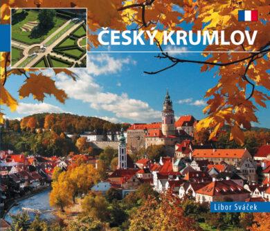 Český Krumlov / kniha L.Sváček - malý  francouzsky(9788073391041)