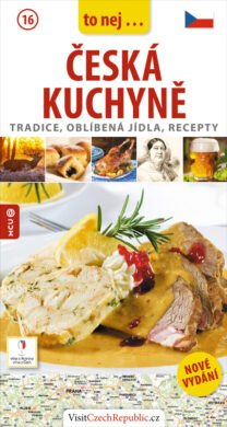 Česká kuchyně / kapesní průvodce česky(9788073391188)