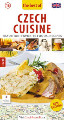 Česká kuchyně / kapesní průvodce anglicky(9788073391195)