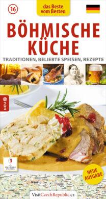 Česká kuchyně / kapesní průvodce německy(9788073391201)