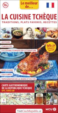 Česká kuchyně / kapesní průvodce francouzsky(9788073391218)
