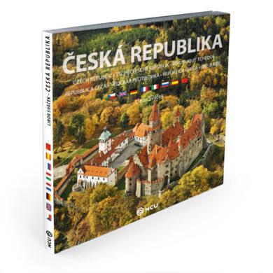 Česká republika / kniha L.Sváček - střední formát(9788073391461)