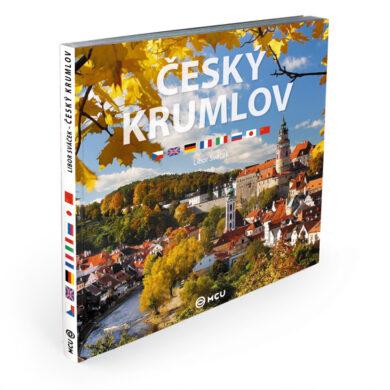 Český Krumlov / kniha L.Sváček - střední formát(9788073391492)