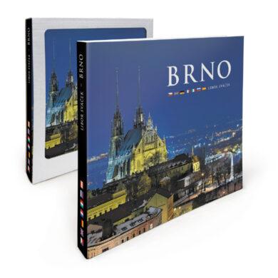 Brno / kniha L.Sváček(9788073391515)