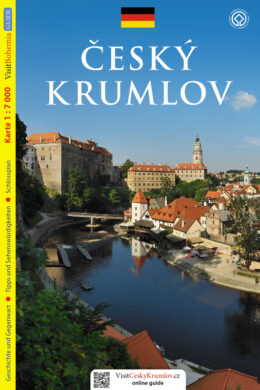 Český Krumlov / průvodce  německy(9788073391577)