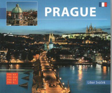 Praha / kniha L.Sváček - malý  francouzsky(9788073391614)