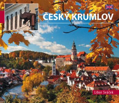 Český Krumlov / kniha L.Sváček - malý  anglicky(9788073391669)
