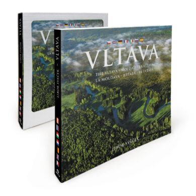 Vltava / kniha L.Sváček(9788073391836)