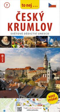 Český Krumlov / kapesní průvodce  česky(9788073391843)