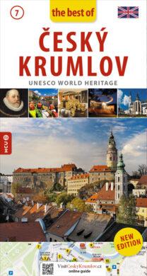 Český Krumlov / kapesní průvodce  anglicky(9788073391850)