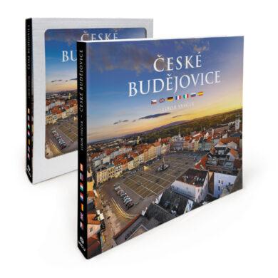 České Budějovice / kniha L.Sváček(9788073391898)