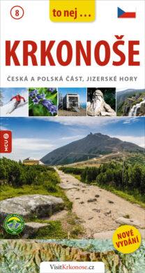 Krkonoše, Jizerské hory / kapesní průvodce  česky(9788073391935)