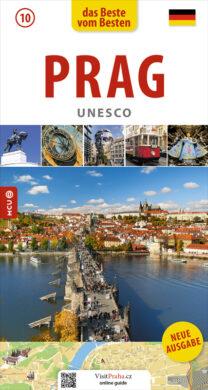 Praha / kapesní průvodce  německy(9788073391942)