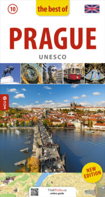 Praha / kapesní průvodce  anglicky(9788073391966)