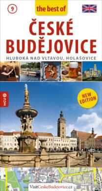 České Budějovice / kapesní průvodce  anglicky(9788073391997)