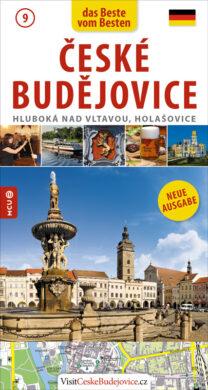 České Budějovice / kapesní průvodce  německy(9788073392000)